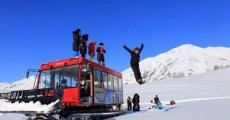 国家跳台滑雪中心设计建设用了什么新