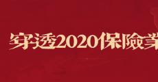 2020年保险罚单