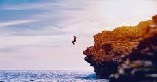 """直布罗陀海峡有个""""世界的尽头"""""""