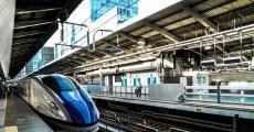 沿线城市将实现1小时抵沪 新建南京
